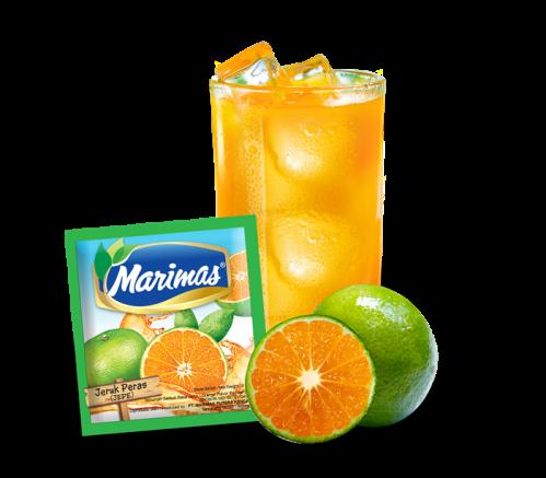 Marimas Minuman Yang Bikin Adem