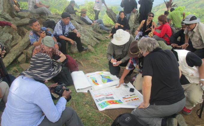 Fakta dan Misteri Situs Gunung Padang, Peneliti Luar Negeri
