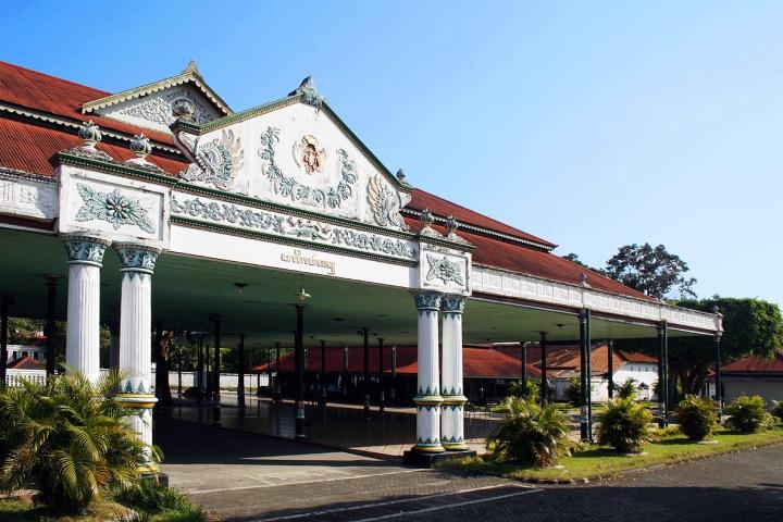 Tempat Wisata di Jogja : Keraton Ngayogyakarta Hadiningrat