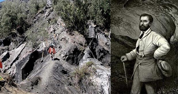 Pendaki Pertama Gunung Semeru