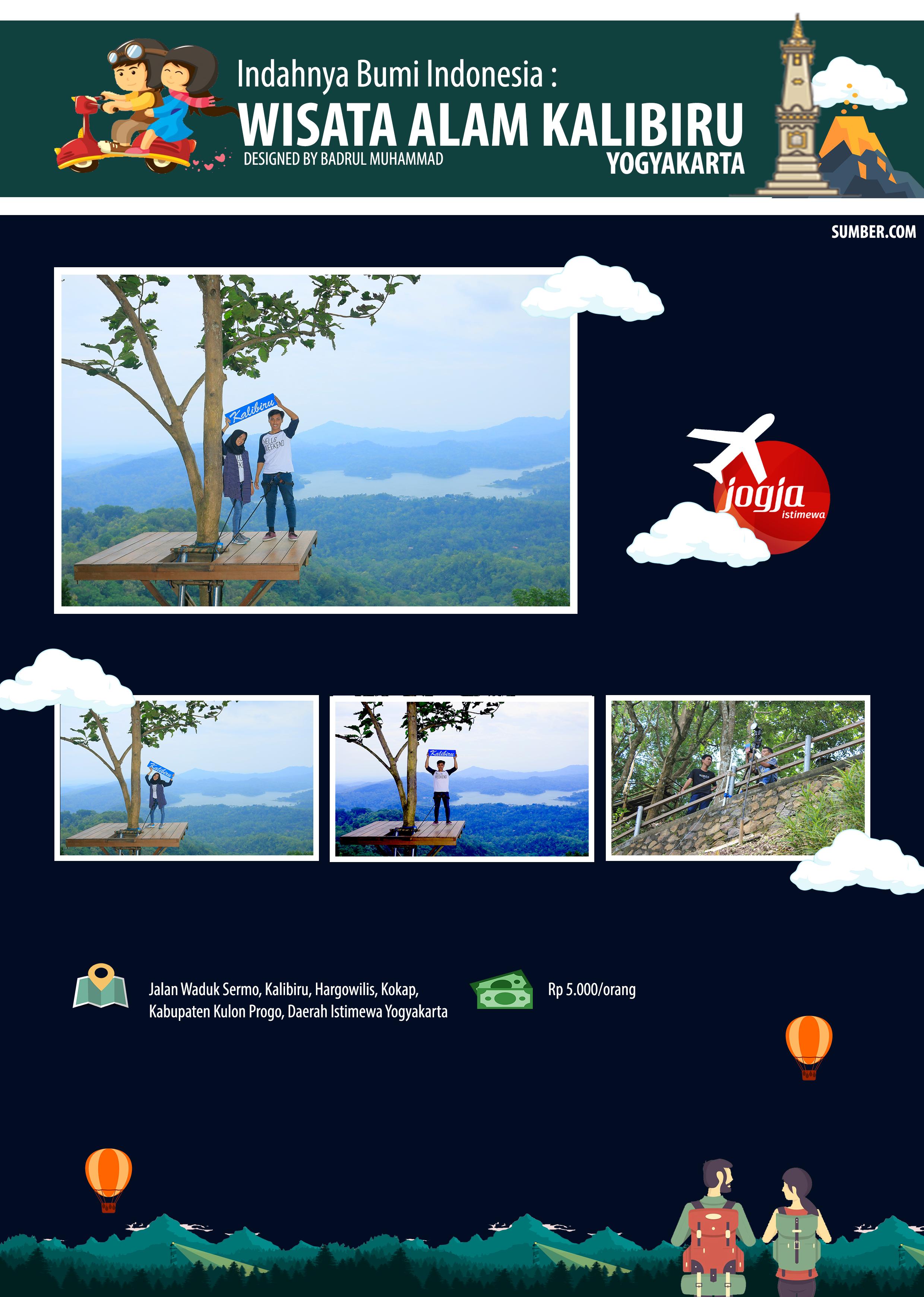 indahnya bumi indonesia
