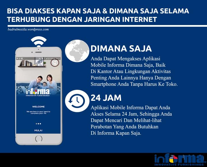 Manfaat Mobile App Informa