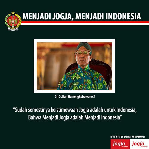 menjadi jogja menjadi indonesia badrulmozila