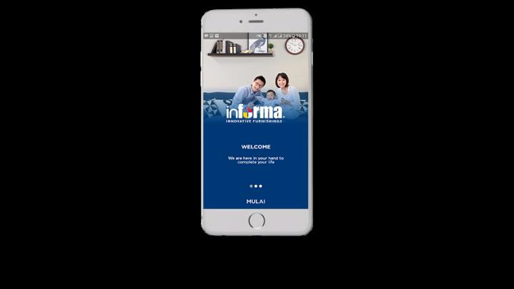 Mobile App Informa By Badrulmozila.wordpress.com