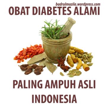 obat diabetes alami paling ampuh