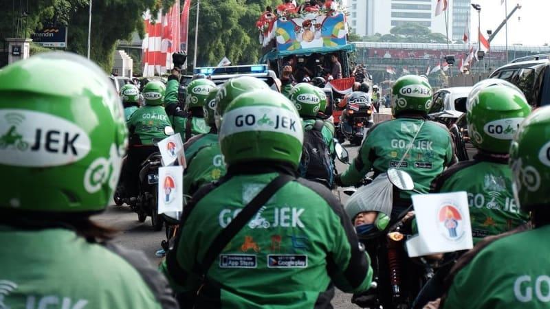 go-ride dan go-car