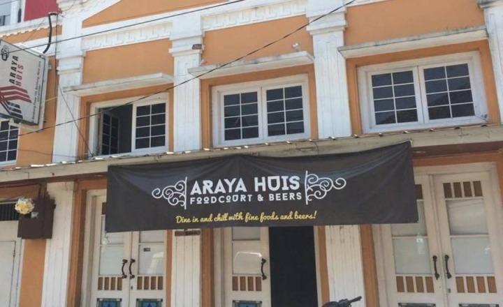 penginapan murah di Bandung - Araya Huis Homestay