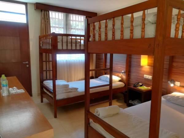 penginapan murah di Batu malang The Batu Hotel & Villa dormitory