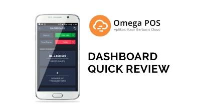 Aplikasi Kasir Online Omegasoft berbasis cloud