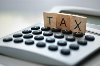 Aplikasi Kasir Online Omegasoft fitur pajak