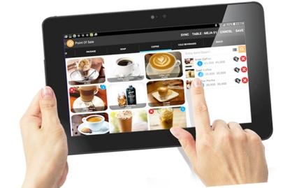 Aplikasi Kasir Online Omegasoft Mudah digunakan