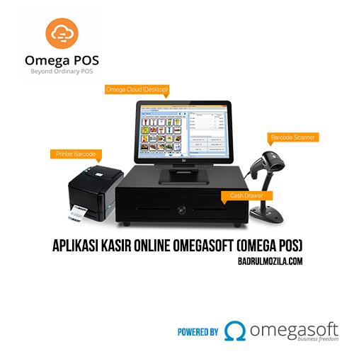Aplikasi Kasir Online Omegasoft (OMEGA POS)