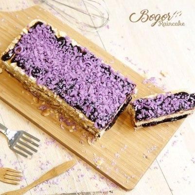 Cheese Blueberry Bogor Raincake Hujan, Harapan dan Keberkahan