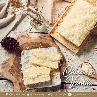 Cheese Vanilla Bogor Raincake Hujan, Harapan dan Keberkahan.jpg