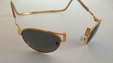 kacamata termahal di dunia clic gold