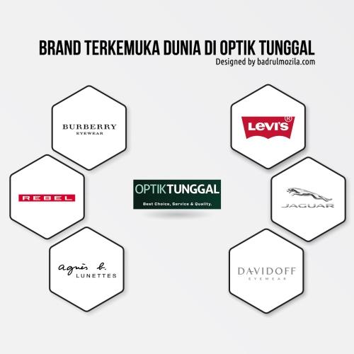Pilihan Kacamata Berkualitas dan Pelayanan Terbaik di Optik Tunggal brand