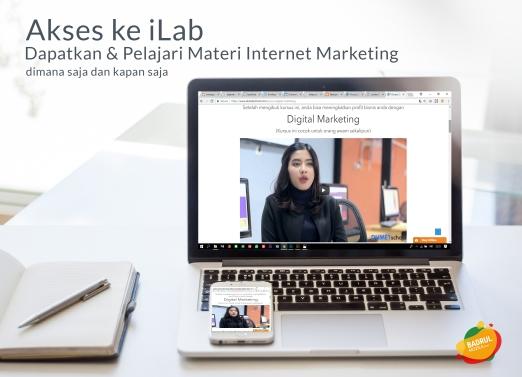 iLab Kursus Internet Marketing Jakarta, Depok, Tangerang