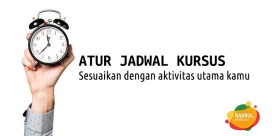Jadwal Dumet School Kursus Internet Marketing Jakarta, Depok, Tangerang Fleksibel