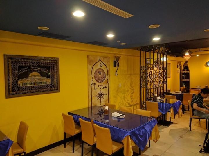 kuliner halal di taiwan Hui Guan