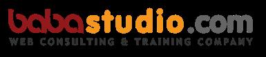 Belajar Online di Baba Studio logo