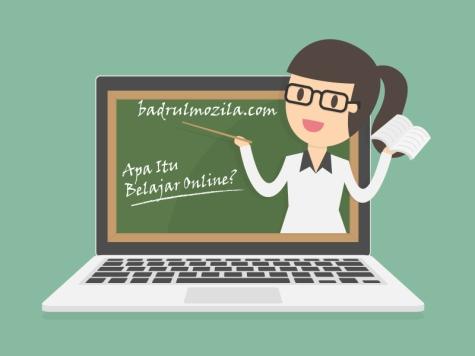 Belajar Online di Baba Studio