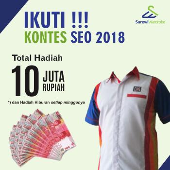 Konveksi Seragam Kerja Jakarta Surewi Wardrobe Banner