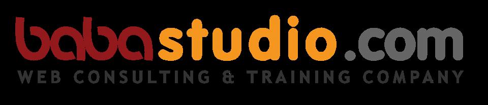 Sejarah Baba Studio logo