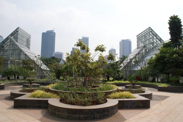 Wisata Malam Jakarta Murah Meriah Taman Menteng