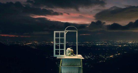 Wisata Malam Jogja Dengan Spot Foto Keren dan Terbaru Pintu Langit Mangunan