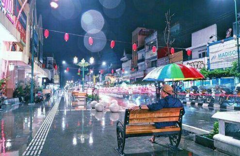 Wisata Malam Jogja Dengan Spot Foto Keren dan Terbaru di Malam Hari