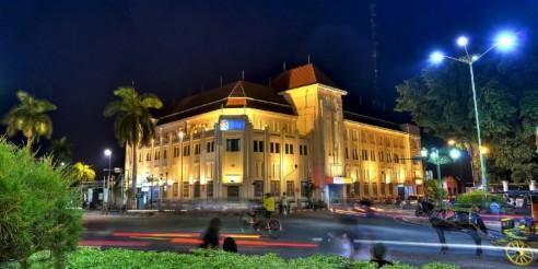 Wisata Malam Jogja Dengan Spot Foto Keren dan Terbaru Titik Nol Kilometer Jogja