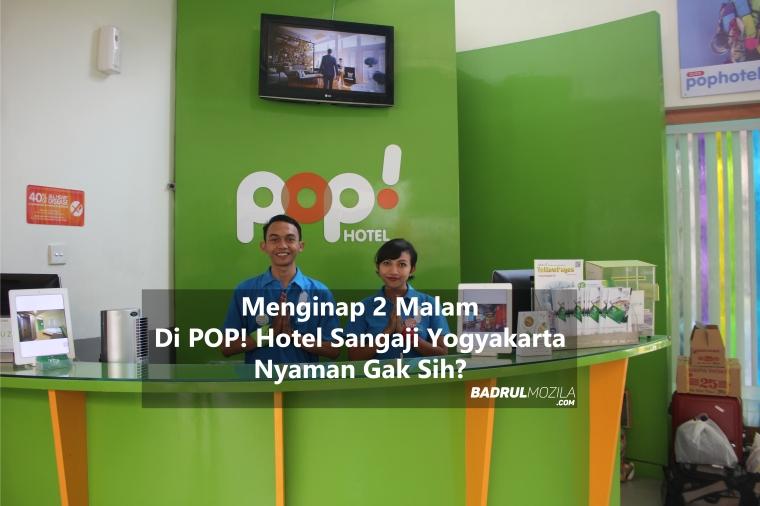 Review POP! Hotel Sangaji Yogyakarta