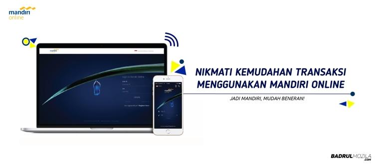 Bayar Belanja Online Kemudahan Transaksi Menggunakan Mandiri Online
