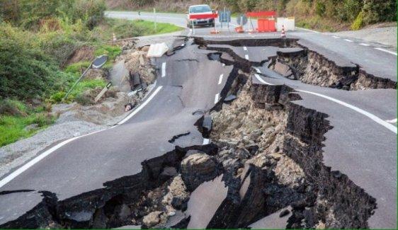 Contoh Teks Eksplanasi Gempa Bumi beserta Strukturnya