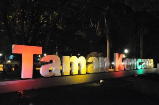 Tempat Wisata Malam di Bogor Taman Kencana Bogor