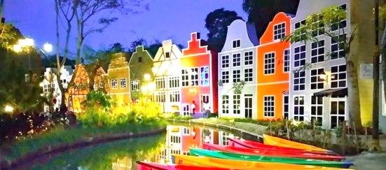 Tempat Wisata Malam di Bogor Terbaru Devoyage Bogor